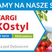 EKOstyl2021 Zapraszamy na stoisko 180x180 - FREMS na Targach EKOstyl w Bielsku-Białej